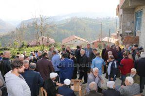 Mehmet Cordan dualarla uğurlandı