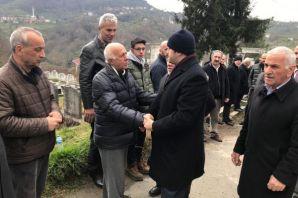 Milletvekili Çakıroğlu'nun eş acısı