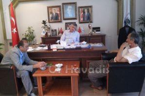 Memur Sen Of Temsilcilerinden Başkan Sarıalioğlu'n