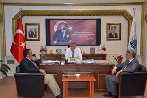 Memursen'den Başkan Sarıalioğlu'na ziyaret