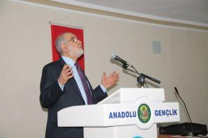 Of SP ve AGD'den Erbakan ve İslam Birliği konferan