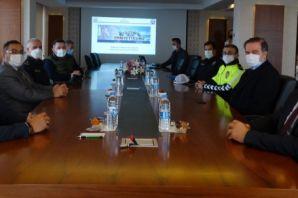 Müdürü Alper'den Arsin OSB'ye ziyaret