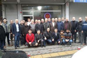 Of Şehit Ahmet Türkkan Lisesi mezunları İstanbul'd