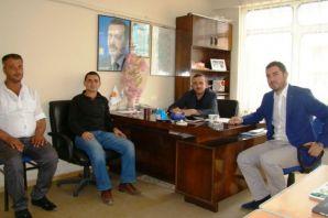 OFGİAD'dan Ak Parti'ye ziyaret