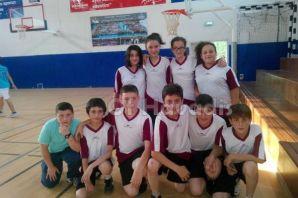 28 Şubat Ortaokulu Tombik takımı Türkiye Şampiyonu