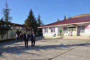 Of ŞAT Anaokulu'nun bahçesi asfaltlandı