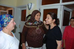 Kaymakam Arslan Şehit ailesiyle iftar açtı