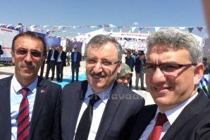 Trabzon Günleri'nin açılışını Başkan Kahraman yapt