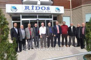 Of Belediye Meclis Ridos'ta