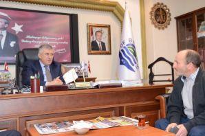Başkan Sarıalioğlu, Halk Günü'nde vatandaşı dinled