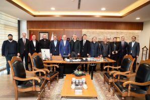 Of Belediyesi Ümraniye Belediyesi ile Kardeşlik Pr