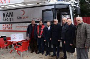 Başkan Sarıalioğlu, Kanımız Mehmetçiğe Feda Olsun