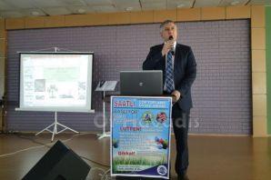 Of Belediyesi'nden öğrencilere Çevre konferansı