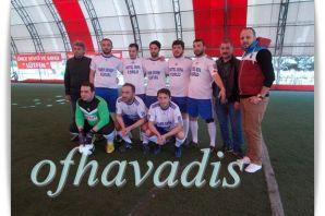 Of Hayrat Futbol turnuvası başladı