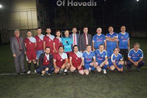24 Kasım turnuvasının başlama vuruşu Fırat'tan