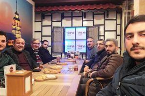 Of Medya Derneği Gazeteciler Gününde buluştu