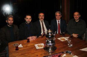 Of Medya Derneğinden Gazeteciler Günü kutlaması