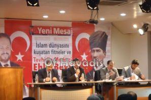 Yeni Mesaj Gazetesi'nden Ehli Beyt konferansı