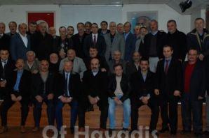 Köylere Hizmet Götürme Birliği son toplantısını ya