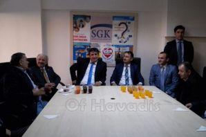 Of SGK, 6.yılını kendi binasında kutlayacak