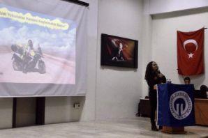 "Of TEF'te  ""Trafikte Empati Hareketi"" konferansı"