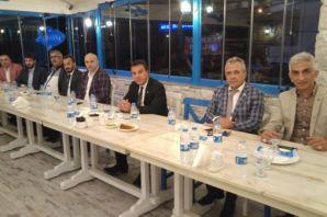 Trabzon'un Oda ve Borsa yöneticileri Of'ta buluştu