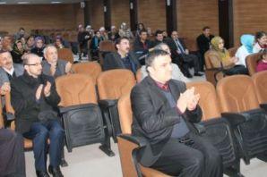 Of İmam Hatip Ortaokulu'ndan Öğretmenlere konferan