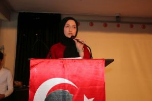 Öğrenci Meclisi'nden Doğu Türkistan mesajı