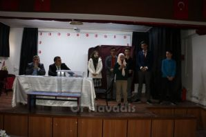 Of öğrenci temsilciliğine yeniden Mustafa Yüksel s