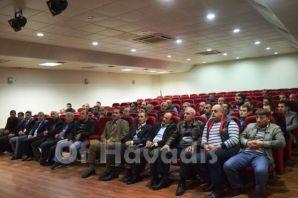 OFGİAD'dan Oflu esnafa KOSGEB semineri