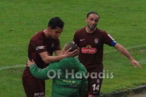 Ofspor Altay'ı 3-1 mağlup etti