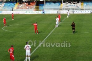 Ofspor 0-1 Pendikspor