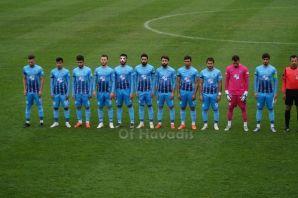Ofspor İstanbulspor'a 1-0 mağlup oldu