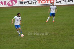 Ofspor Bucaspor'a 2-0 mağlup oldu