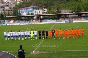 Ofspor Büyükçekmece Tepecikspor'u 3-1'le geçti