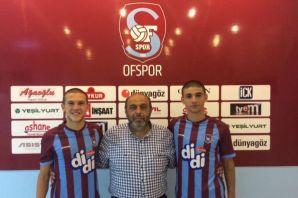 Ofspor Yeni Altındağ Belediyespor maçına hazırlanı
