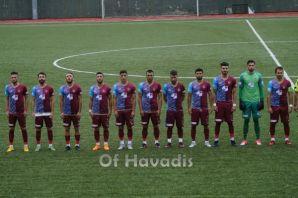 Ofspor HKİ Çatalcaspor'a mağlup oldu