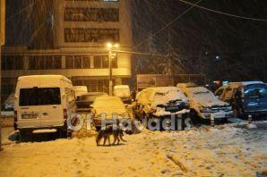 12 Aralık 2013 Kar Manzaraları