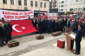 Liselilerden Afrin'deki Mehmetçiğe binyüz mektup
