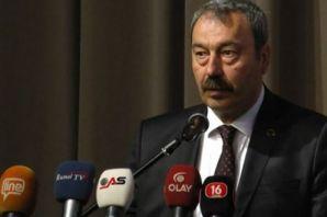 Emniyet Müdürü Osman Ak Daire Başkanı oldu