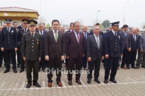 Of'ta Polis Teşkilatının 173. Kuruluş Yılı Kutland
