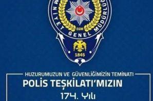 Of'ta Polis teşkilatının 174. Yılı kutlandı