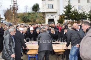 Hacıkeleşoğlu ailesinin acı günü