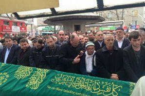 Rasim Ayaz'ın ölümü Aşağı Kışlacık'ı yasa boğdu