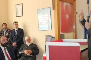 Saadet Dernekpazarı'nda Ali Yılmaz ile devam ediyo