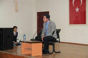 Saadet Gençlik'ten Zaman yönetimi konferansı