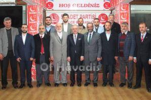 Saadet Partisi Başkan ve Meclis adaylarını tanıttı