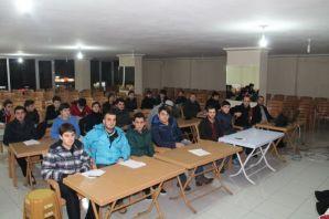 Saadet Partisi'nden Gençliğe Diksiyon Kursu