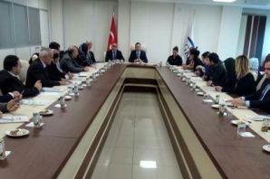 Sağlık Hizmet Sunucuları Trabzon SGK'da buluştu