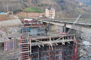 Saraçlı Köprüsü yenileniyor